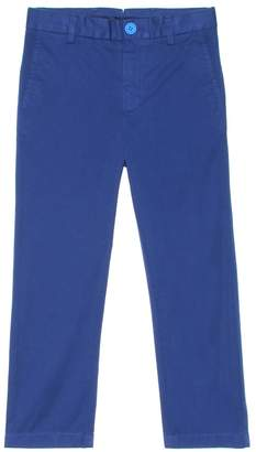 Burberry Cotton twill pants