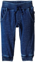 Splendid Littles Double Knit Indigo Jogger Boy's Casual Pants