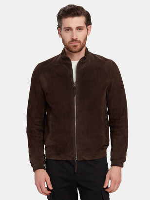 Theory Tremont Zip Front Jacket