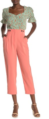 Sugar Lips Moroccan Pleated Trousers