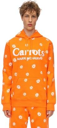 Carrots Daisy Wordmark Cotton Sweatshirt Hoodie