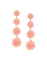 Rebecca De Ravenel 'leticia' 4 drop solid earring