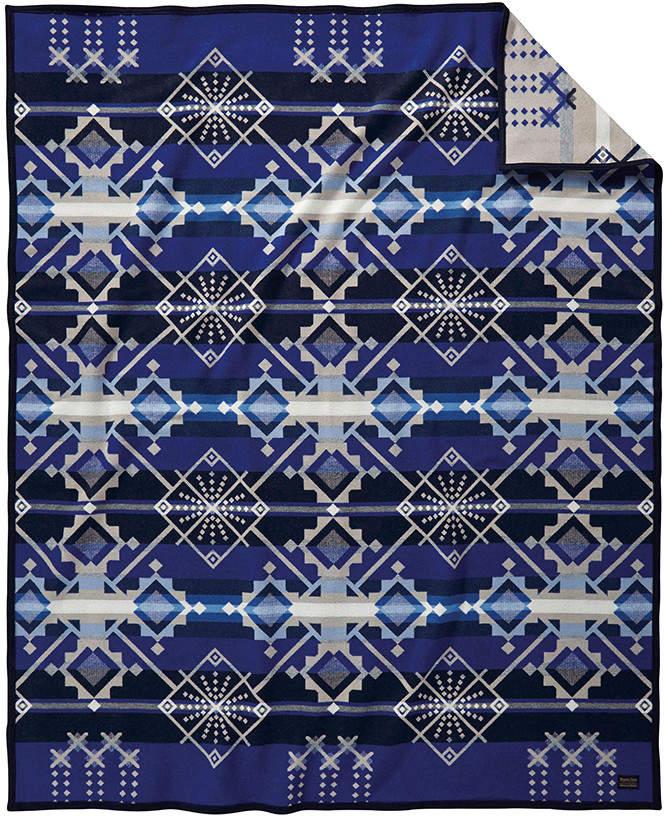 Pendleton Star Wheels Blanket