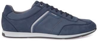 Geox U Clemet B Leather Trainers
