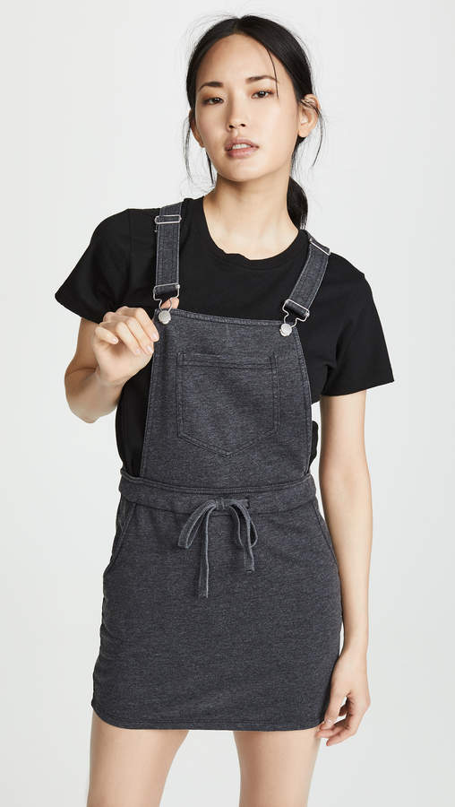 Z Supply Skirt Overalls
