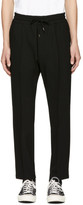 Diesel Black P-Pointis Trousers