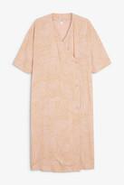 Monki Wide fitting kimono style dress
