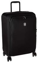Victorinox Connex Medium Softside Case (Black) Luggage