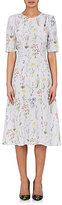Altuzarra Women's Sylvia Gathered Silk Georgette Dress