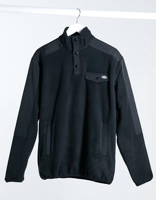 Dickies Port Allen fleece in black