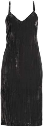 Splendid Velvet Shift Dress