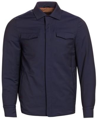 Loro Piana Long Shirt Jacket
