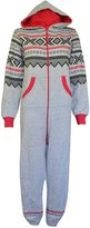Noroze Womens Aztec Print All in One Jumpsuit Onesie