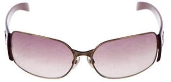 f589c477 CC Gradient Sunglasses Gold CC Gradient Sunglasses