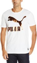 Puma Men's Archive Logo Tee