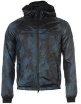 Firetrap Blackseal Aop Oil Jacket
