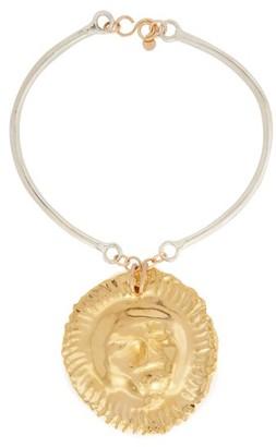 Sonia Boyajian - Sol Gold-plated Aluminium Necklace - Gold