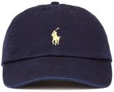 Polo Ralph Lauren Men's Cap Relay Blue/Yellow