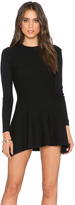 Lucca Couture Long Sleeve Shift Dress