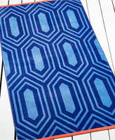 Martha Stewart Collection Pelican Island Beach Towel, Only at Macy's