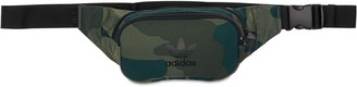 adidas Camo Nylon Belt Bag