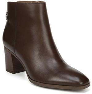 Franco Sarto Ilaria Booties Women's Shoes