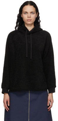 YMC Black Fleece Big Hoodie