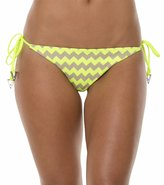Seafolly Mod Club Brazilian Tie Side Bikini Bottom 8115026