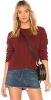 Rails Joanna Sweater in Red. - size L (also in M,S,XS)