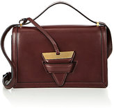 Loewe Women's Barcelona Shoulder Bag-BURGUNDY