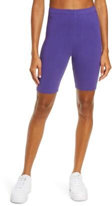 Melody Ehsani ME. Biker Shorts