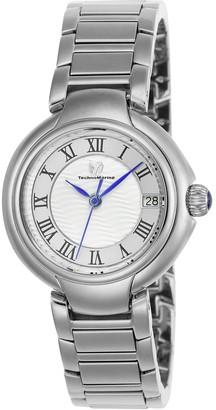 Technomarine Women's Sea Quartz Watch with Stainless-Steel Strap