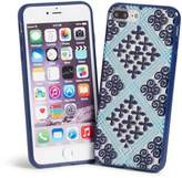 Vera Bradley Flexible Frame Case for iPhone 7+