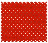 Camilla And Marc SheetWorld Primary Pindots Woven Fabric - By The Yard - 101.6 cm (44 inches)