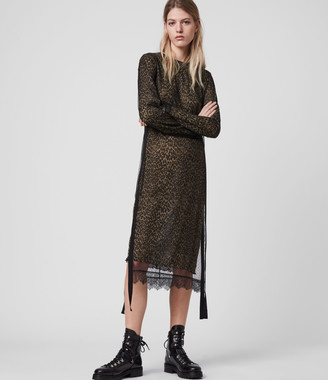 AllSaints Kiara Linleo Dress