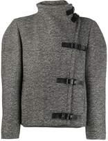 Isabel Marant Nate oversized buckled jacket