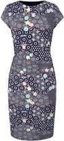 Yumi Kimono Printed Jersey Dress