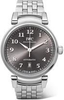 IWC SCHAFFHAUSEN - Da Vinci Automatic 40 Stainless Steel Watch - Silver
