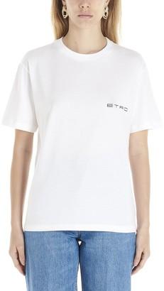Etro desert Mirages T-shirt