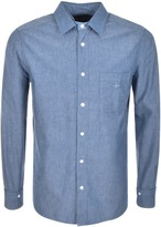Vivienne Westwood Detachable Detail Shirt Blue