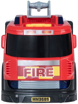 Teamsterz Moverz Fire Engine