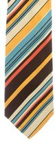Etro Silk Striped Tie