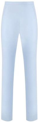 Andrea Marques Side Pockets Tapered Trousers