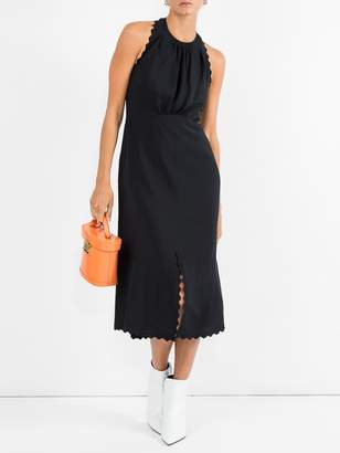 Chloé scalloped dress