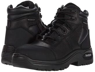 Reebok Work Trainex 6 Waterproof Puncture Resistant Sport Boot (Black 2) Women's Shoes
