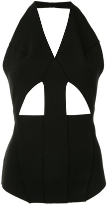 Rick Owens Ixta open-back top