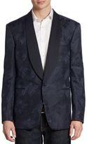 Ralph Lauren Anthony Classic-Fit Palm Leaf Silk Jacquard Tuxedo Jacket