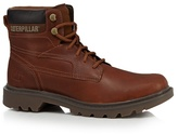 Caterpillar Brown 'bridgeport' Ankle Boots
