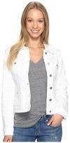 Liverpool Classic Denim Jacket in Powerflex Knit Denim Women's Coat