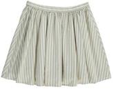 Rylee + Cru Teen & Women's Collection Striped Skirt